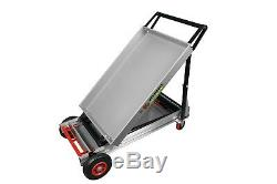 Pliable Chariot Utilitaire Robuste Utilitaire Chariot Pliant Chariot Convertible