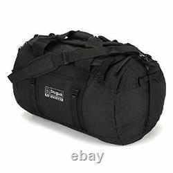 Snugpak Kitmonster, Convertit De Duffle Bag En Sac À Dos, 120 Litres, Noir