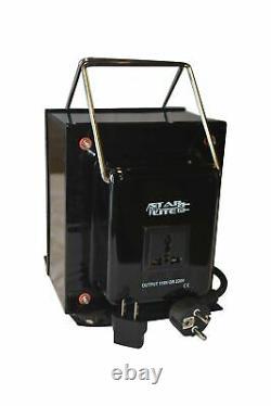 Starlite 5000 Watt Step Up / Down Voltage Convertisseur Transformateur Wtg-5000, 5 Ye