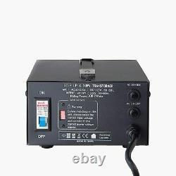 Transformateur De Convertisseur De Tension De 3000 Watts À Haute Tension (t-3000ud)