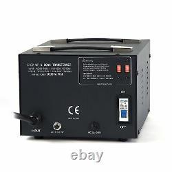 Transformateur De Convertisseur De Tension Litefuze Lt-5000 5000 Watt